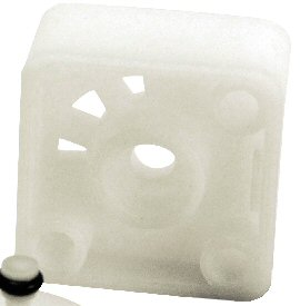 Housing, to fit A-dec Air Valve, White Body