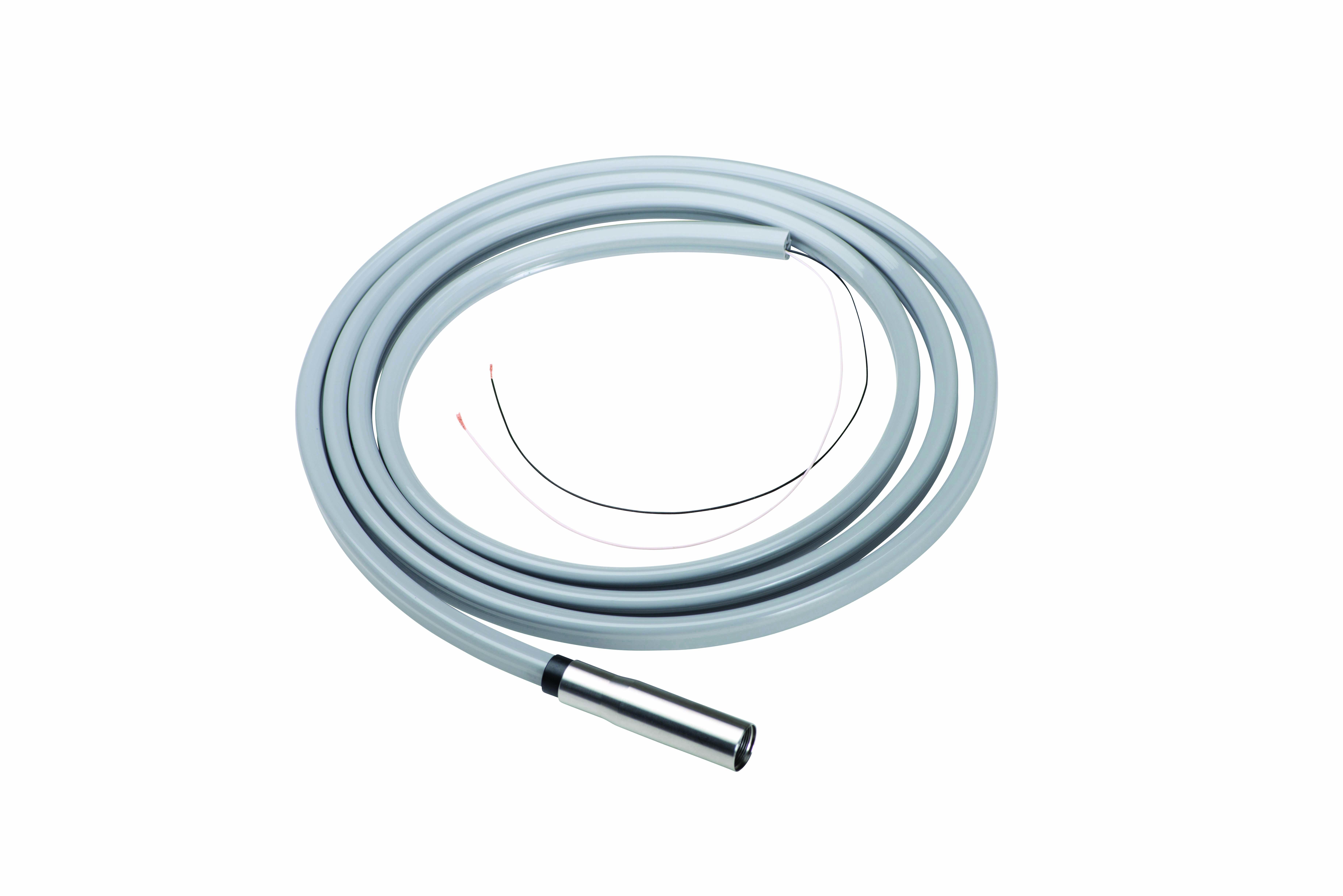 ISO 5-Hole Power Optic HP Tubing, 7', Gray