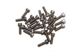 Screw, Socket Head, 4-40 x 3/8, Stainless Steel; Pkg of 25