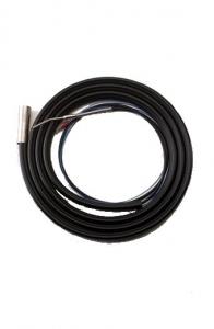 Fiber Optic Tubing w/ Ground Wire, 7' Tubing, 14' Bundle, LT Sand