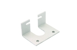 Vacuum Canister Side and Bottom Port Mounting Bracket