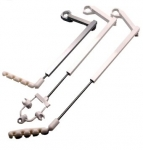 Telescoping Arms and Holders