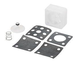 Service Kit, to fit A-dec Air Valve, White Body