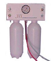 Asepsis Self-Contained Standard Dual Water System w/750 ml Bottle