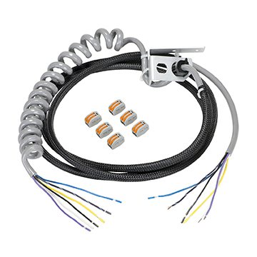 Light Cable Assy, to fit A-dec 6300 Track Light, Track & Trolley, after April 1, 2004