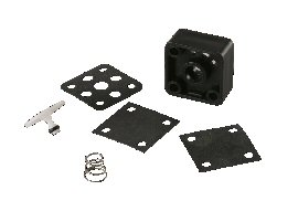 Service Kit, to fit A-dec Water Valve, Black Body