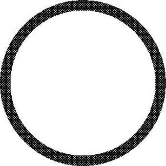 O-Ring, Buna-n, .176 I.D. X .070 Width, -008; Pkg of 12