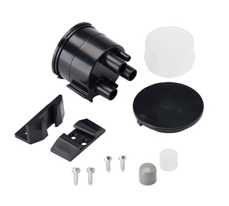 Vacuum Canister Kit Black