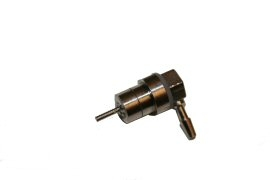 Air bleed Valve, to fit A-dec Cascade Unitized Holder, 90 Degree Barb