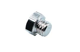 10-32 Hex Plug; Pkg of 100