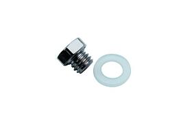 10-32 Hex Plug; Pkg of 10