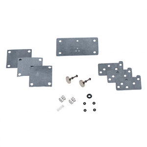 Dentech Repair Kit, Multi-Function Block Assembly, Syringe & 3 HP