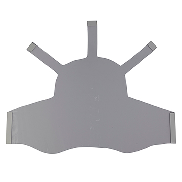 Toe Board Cover, to fit A-dec ( R ) Sewn 311